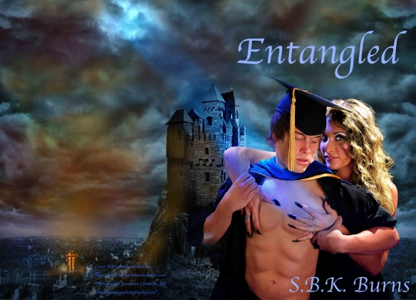Entangled Book Cover
