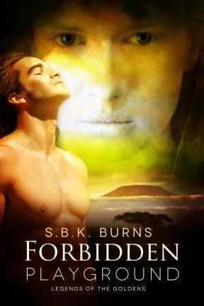 ForbiddenPlayground_850 Cover Art